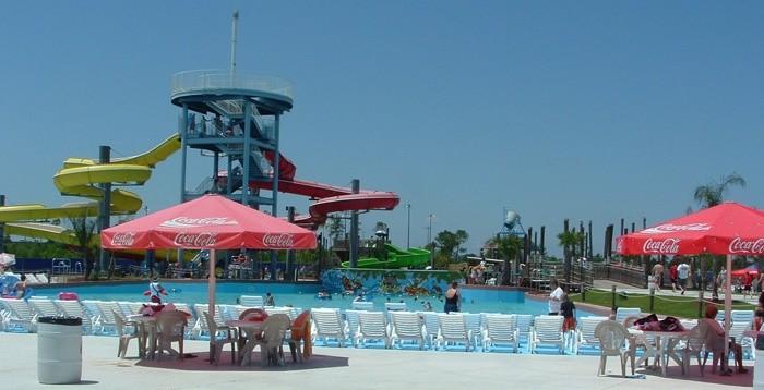 1. Gulf Islands Water Park in Gulfport, MS