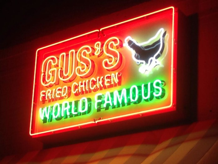 5) Gus's World Famous Fried Chicken (Austin)