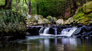 These 12 Hidden Waterfalls In New Jersey Will Take Your Breath Away