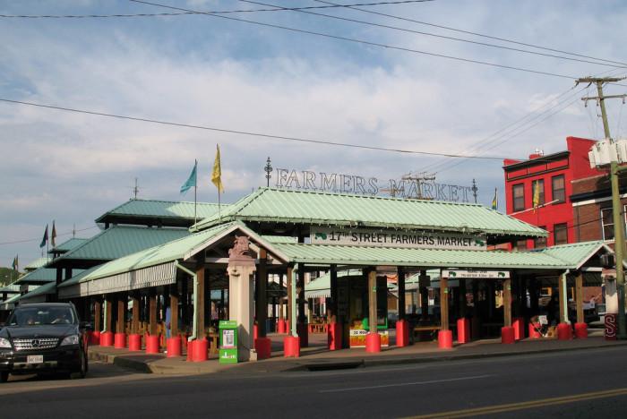 Hannibal Farmer's Market
