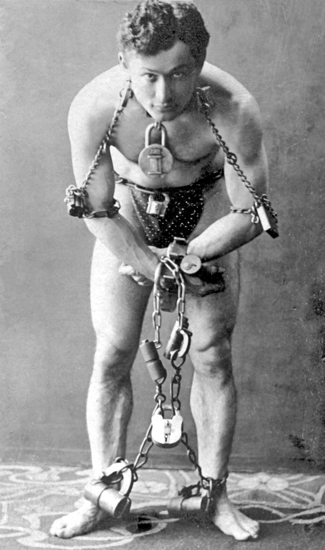 4) The Death of Harry Houdini
