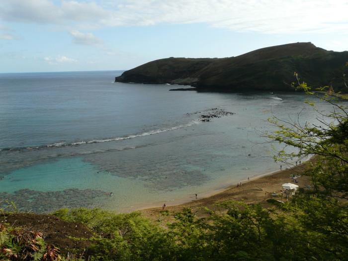 6) Haunama Bay, Oahu