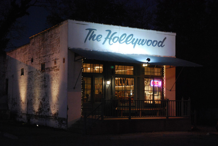 8. The Hollywood Café in Robinsonville, MS
