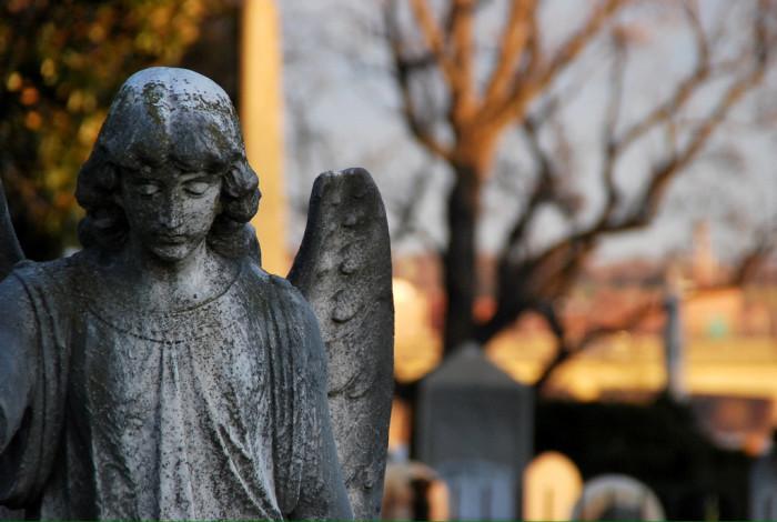 6. Hollywood Cemetery, Richmond