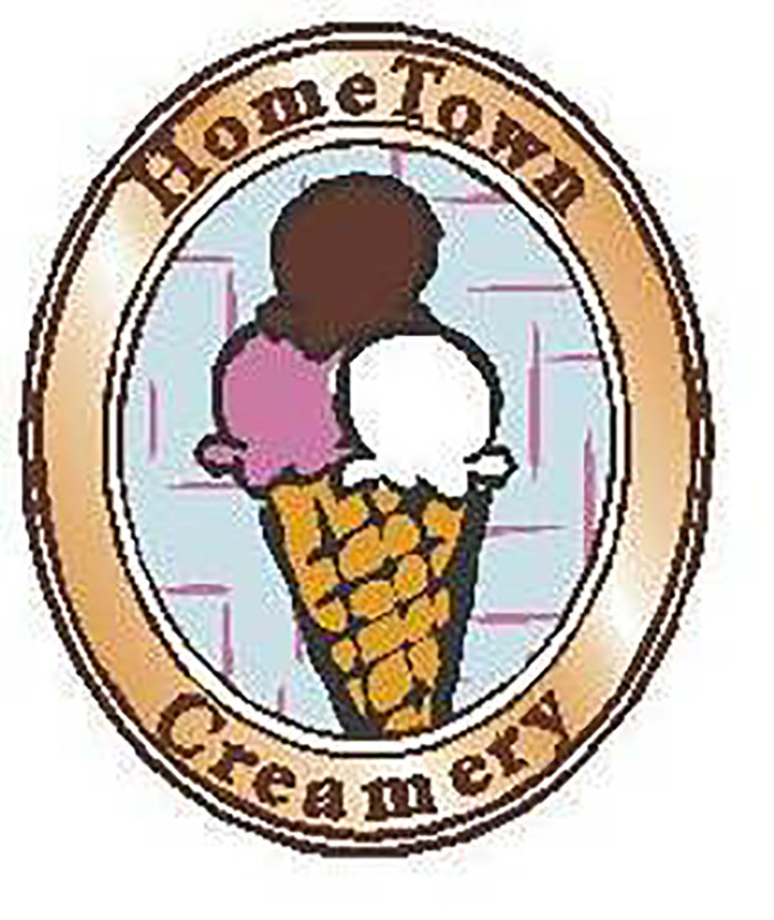 18. Hometown Creamery hand makes their great flavors as well as some outstanding waffle cones.