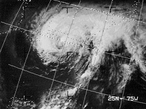 6) Hurricane Agnes