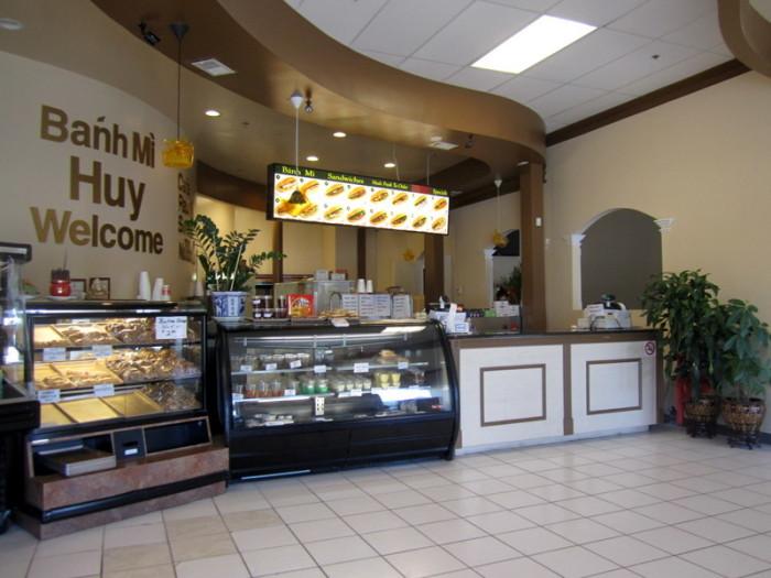 10) Huy's Sandwich- 6100 Live Oak PkwyNorcross, GA 30093