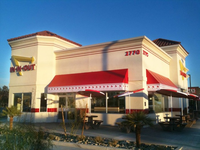 5) In-N-Out
