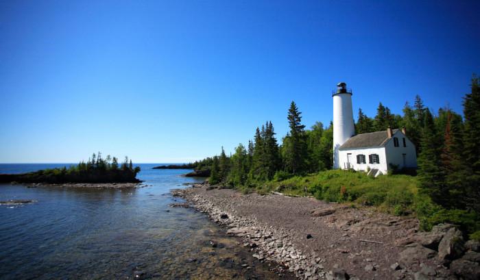9) Isle Royale National Park, Houghton