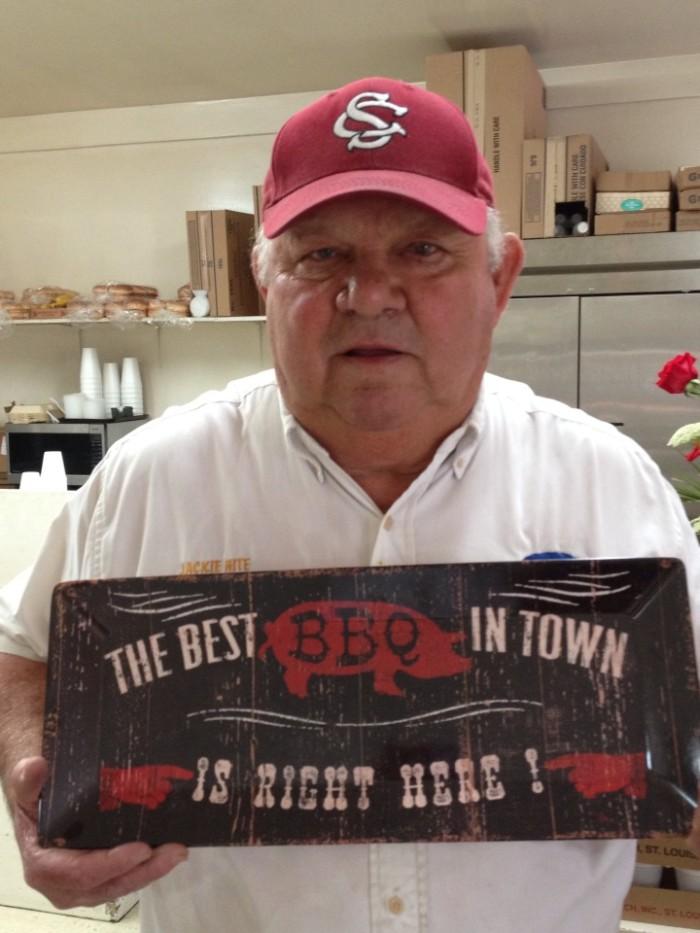 8. Jackie Hite's Bar-B-Que, Batesburg-Leesville, SC