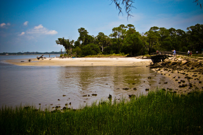 6) Jekyll Island
