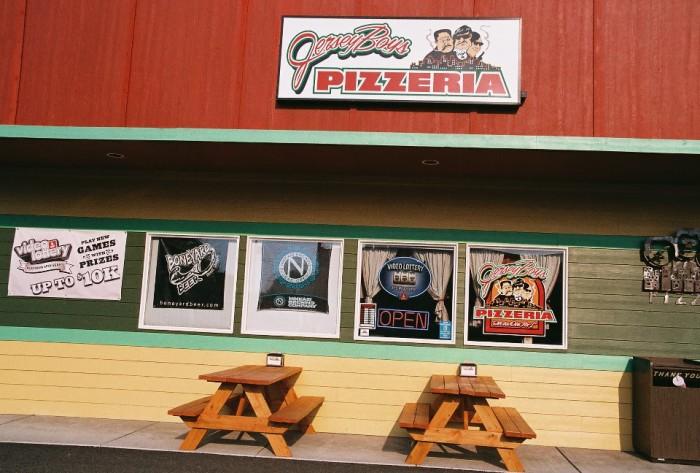 11) Jersey Boys Pizzeria, Redmond
