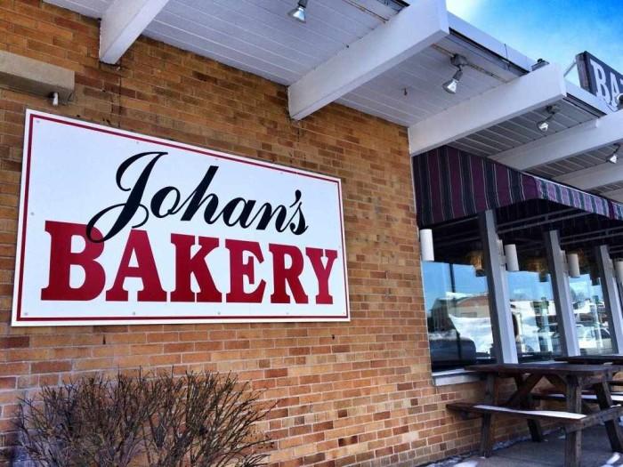 5) Johan's Pastry Shop, Petoskey