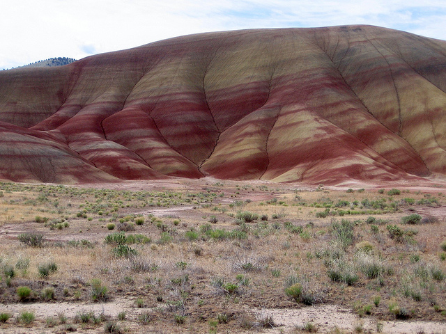 6) John Day Fossil Beds National Monument