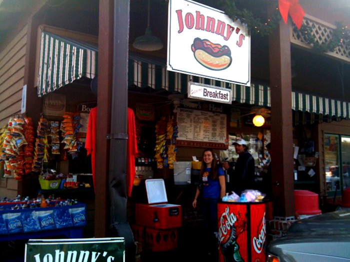 8. Johnny's Hot Dogs, Mt. Pleasant, SC