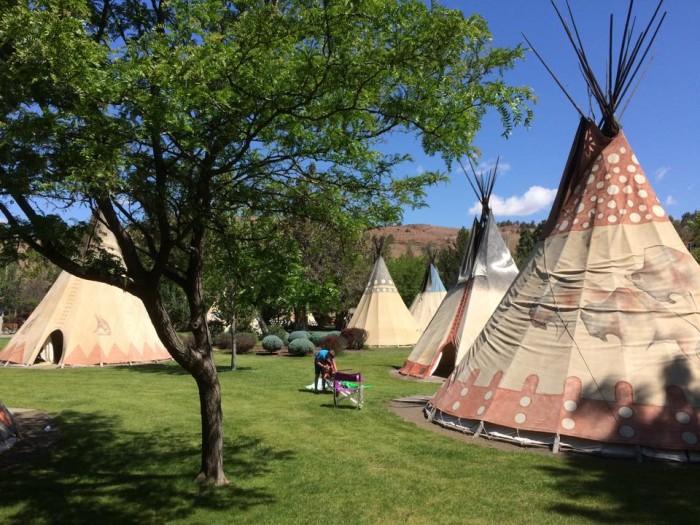 6) Kah-Nee-Ta Resort and Spa, Warm Springs