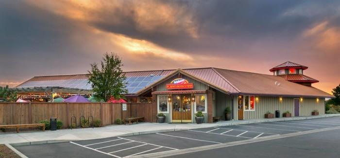 10) Kaleidoscope Pizzeria and Pub, Medford