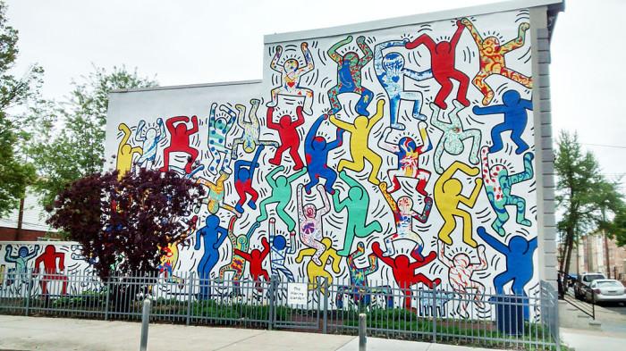 1. PHILADELPHIA: Murals, murals, murals.