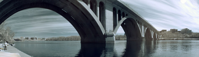 8. The Key Bridge, Arlington