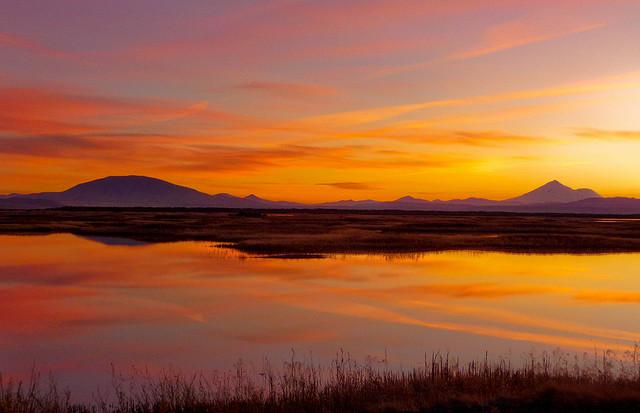 5) Klamath Basin National Wildlife Refuges
