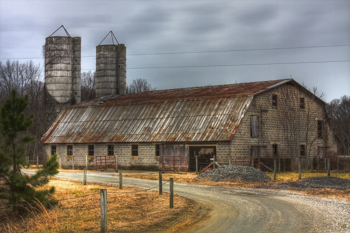 You Will Fall In Love With These 23 Beautiful Virginia Barns