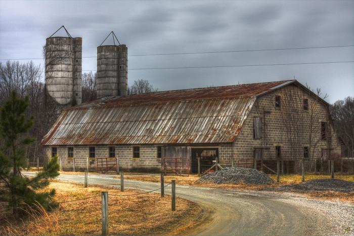 3. Ladysmith Barn