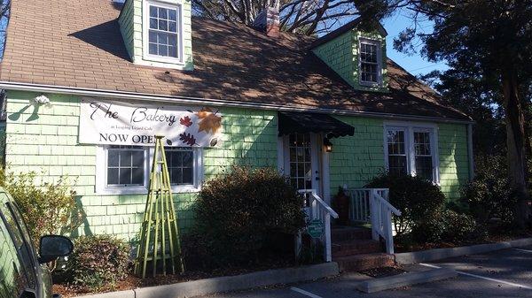 3. Leaping Lizard Café, Virginia Beach