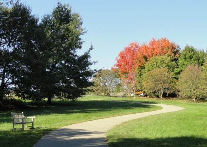 7. Lexington Fayette County Arboretum