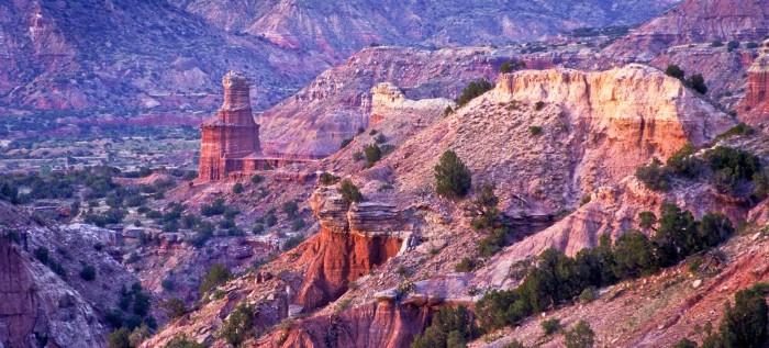 4) Palo Duro Canyon State Park (Canyon)