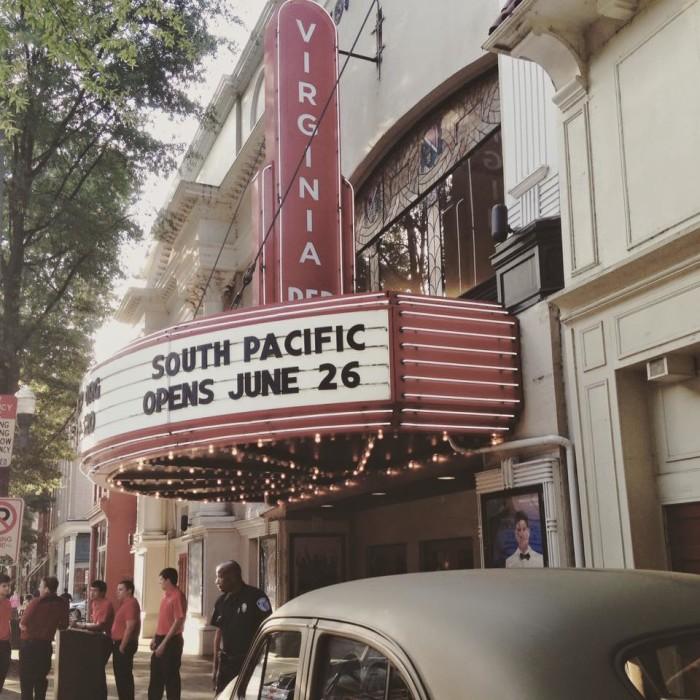 Lincoln VA Rep Theater