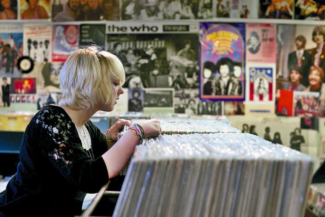 7) Lost 'n Found Records - Knoxville