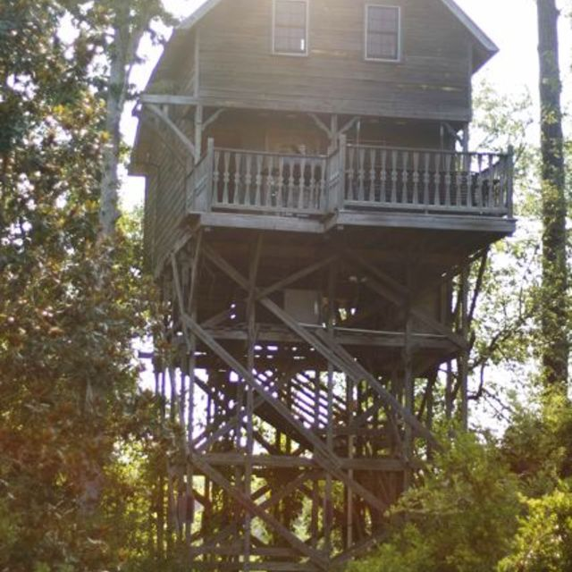9) Urban Treehouse, New Orleans, LA