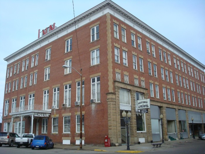 The Lowe Hotel In Point Pleasant