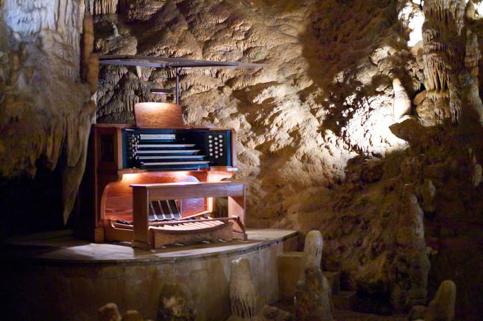 Luray Stalacpipe Organ