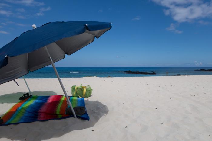 12) Makalawena Beach, Big Island
