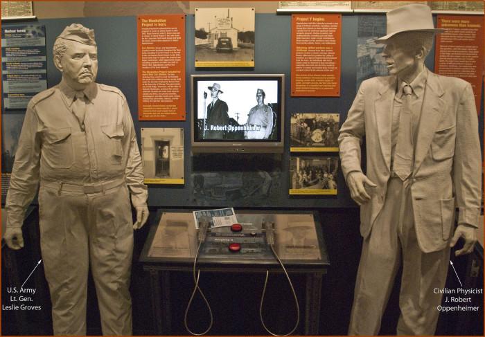 7) The Manhattan Project