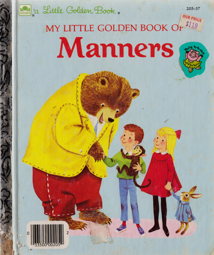 9. Manners