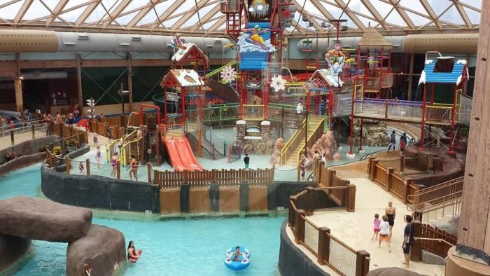 6. Massanutten Resort Indoor Waterpark, Massanutten