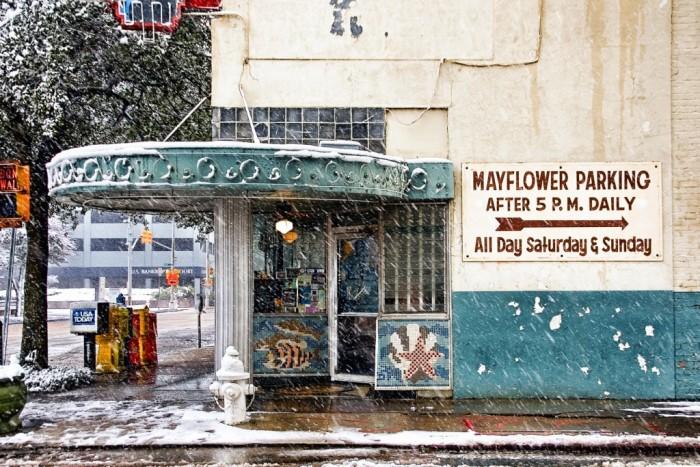 5. Mayflower Café in Jackson, MS