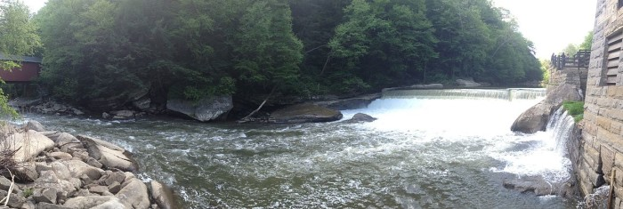 5. McConnells Mill State Park, Lawrence County
