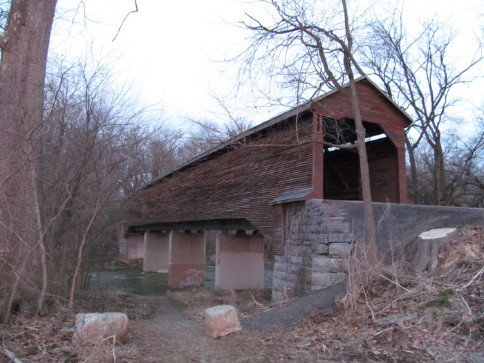 14. Meems Bottom Covered Bridge, Mount Jackson