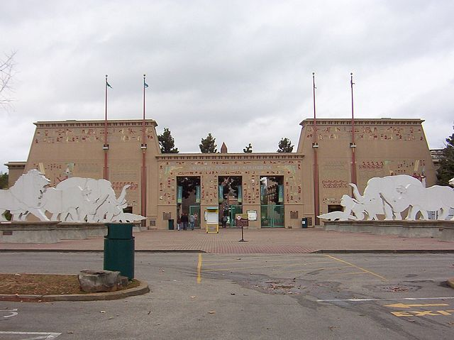 6) Memphis Zoo - Memphis