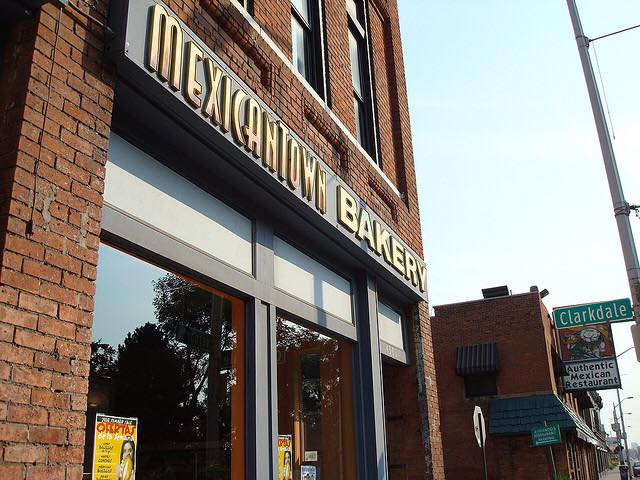 4) Mexicantown Bakery