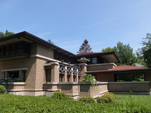2) Meyer May House, Grand Rapids