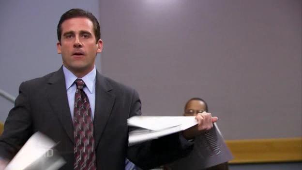 8. The Office, which is filmed in Scranton