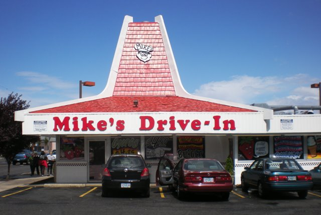 6) Mike's Drive-In