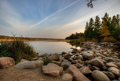 8 Not to mention Itasca State Park - Headwaters of the iconic Mississippi River.