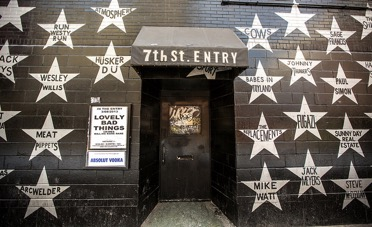 9 Home to First Ave/7th St. Entry - Best music venue around and starting point of Prince and Atmosphere.