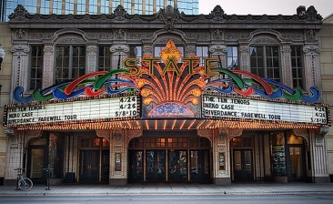 12 Minneapolis Theater - Theater seats per capita only topped by New York City.