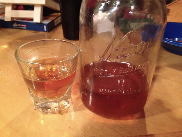 11. So…do you make your own moonshine?